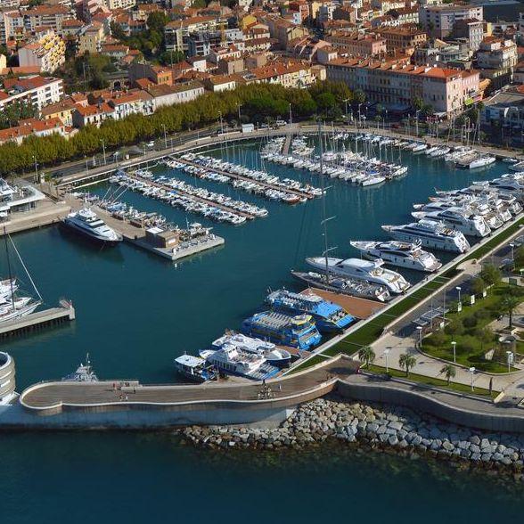 Vieux Port de Saint Raphael