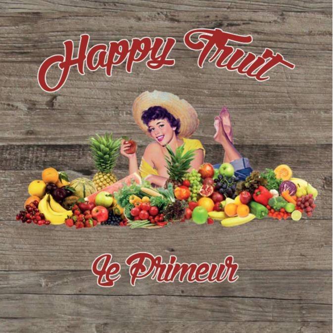 Happy Fruit Le Primeur